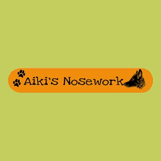 high res Aikis Nosework logo paint